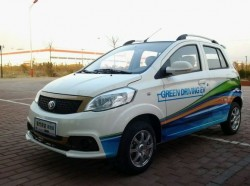 A complete catalogue of current Chinese electric cars, manufacturers, specificat
