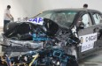 BYD Surui C-NCAP crash test 40% 64km/h