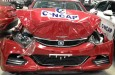 Changan Eado XT C-NCAP crash test 100% 50km/h